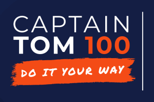 Join the Captain Tom 100 Challenge in aid of Support Dogs