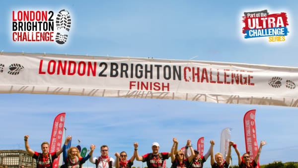 London to Brighton Challenge 2021